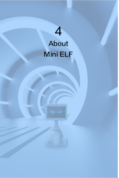 Sanbot mini ELF