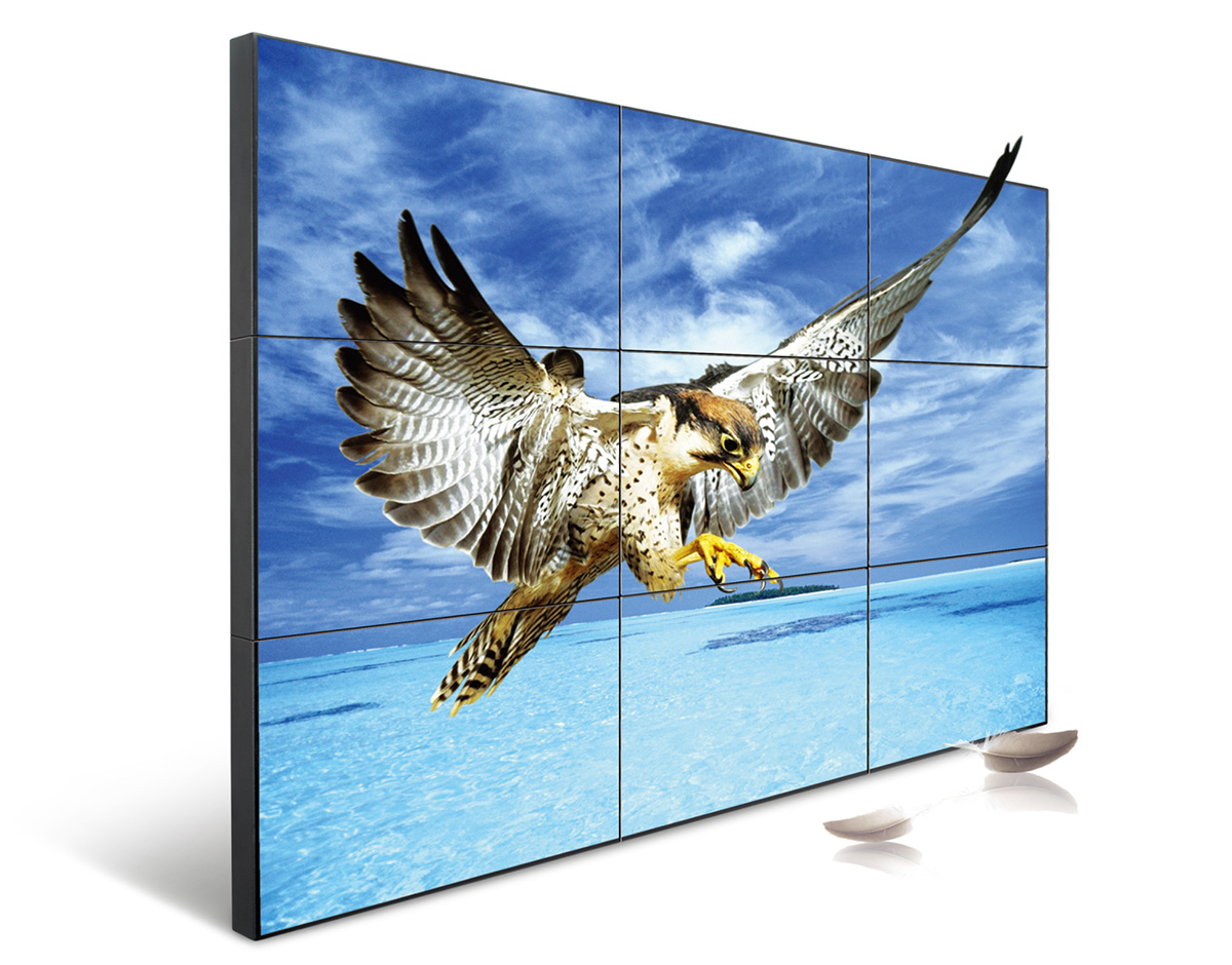 Video Wall 0 mm