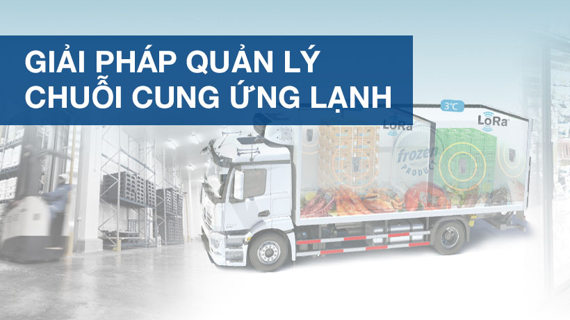 Solutions for iLogistic - Cold Chain 4.0